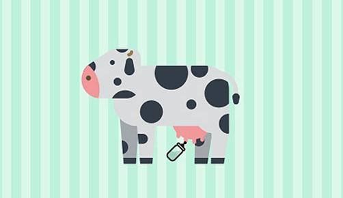 乳品原料哪里来? 挤奶机默不作声干大事
