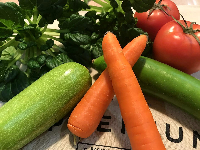 供港蔬菜过关斩将 食品机械保驾护航