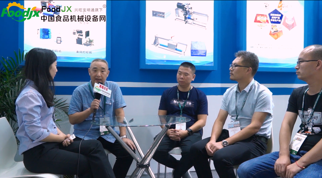 foodjx专访河南卓立膜材料股份有限公司