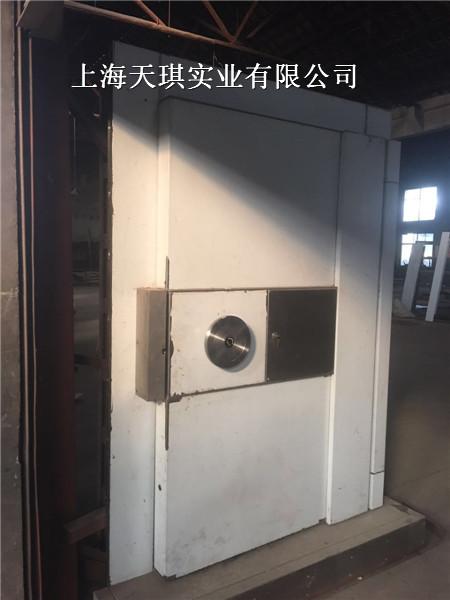 银行金库门介绍