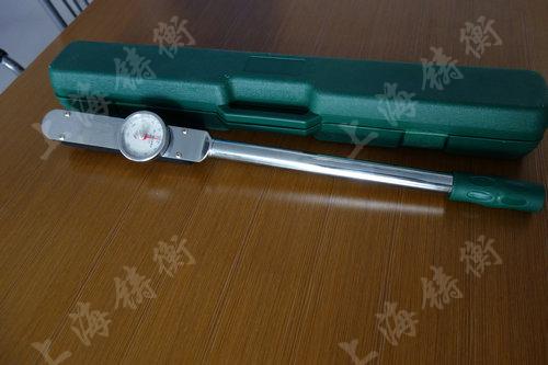 表盘式扭力检测扳手图片