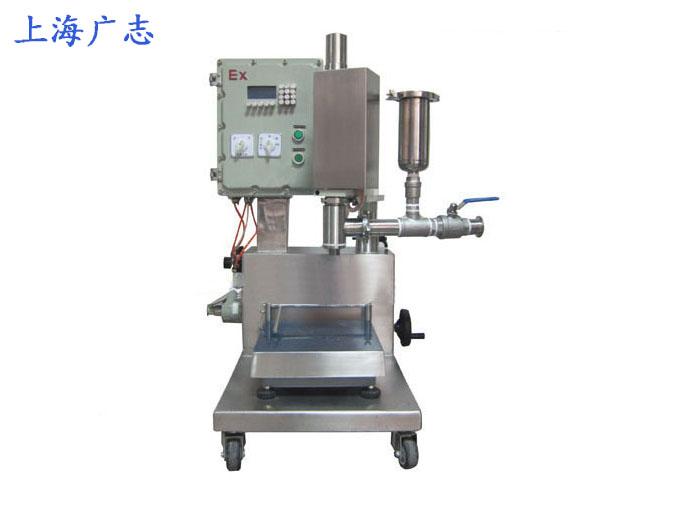 化工液体定量灌装机