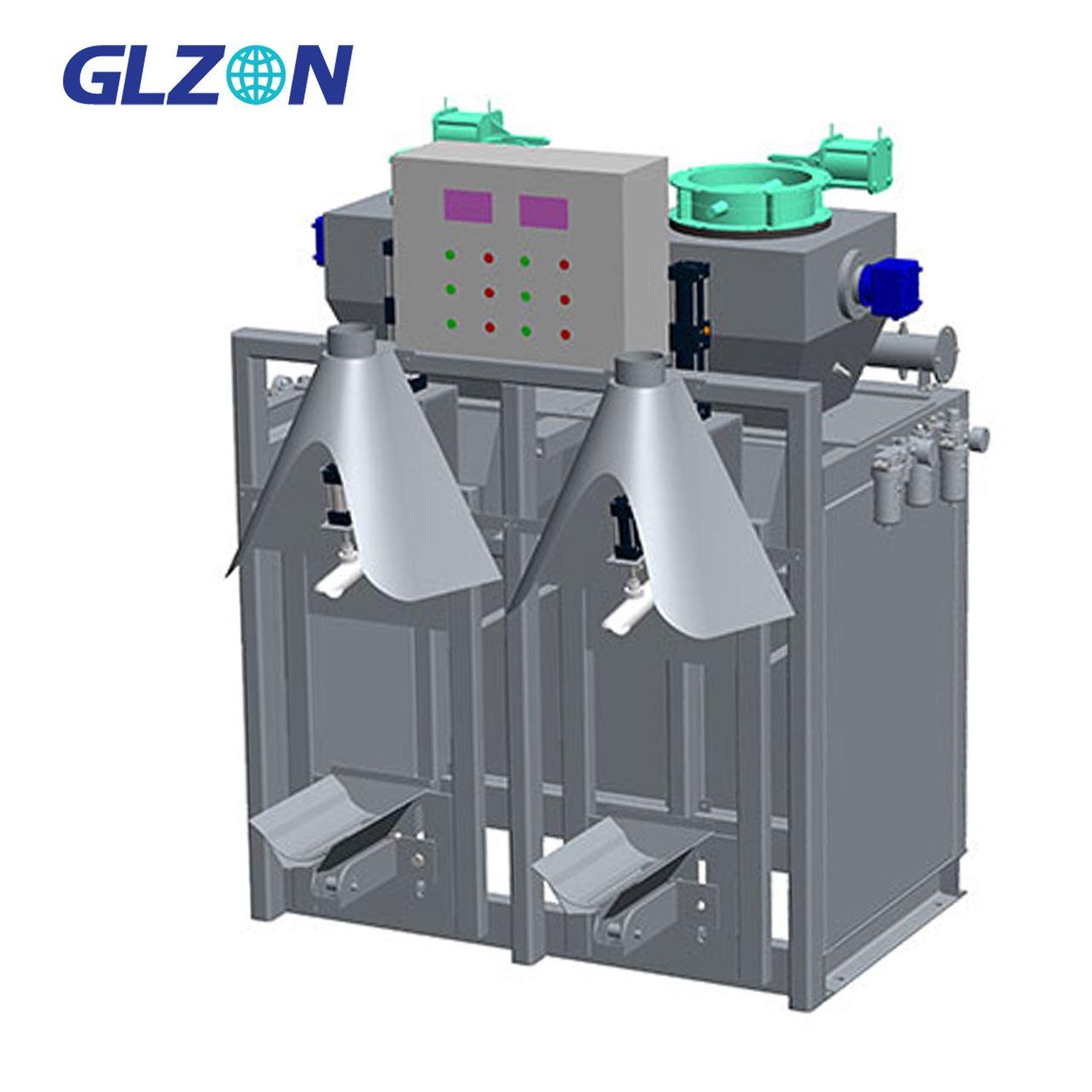 气吹式干粉砂浆包装机