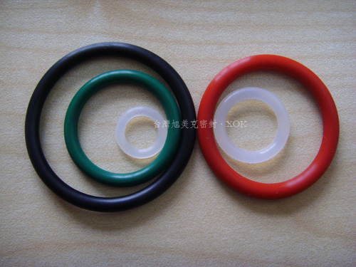 齐全-绿色丁氰橡胶进口o型圈