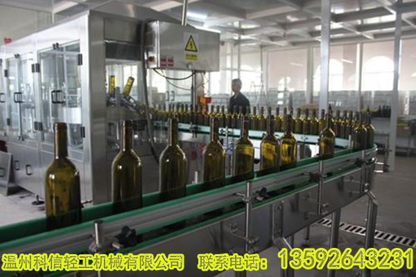 葡萄酒生产线设备