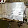 烘干机用链板输送带 全不锈钢食品输送链板